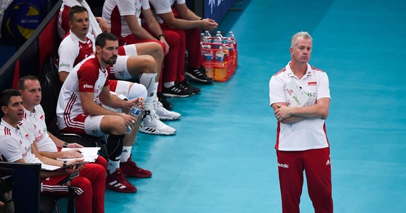 volleyball.  European Championship.  Vital Heinen: I've said from the beginning that we are playing with the Serbs very early