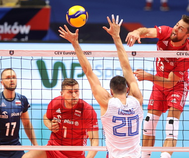 Volleyball players in ME.  Pyotr Novakovsky: This is what we missed at the Olympics