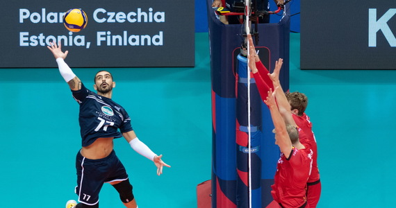 Volleyball players in ME.  Poland - Greece.  Will Vital Heynen bet on alternatives?