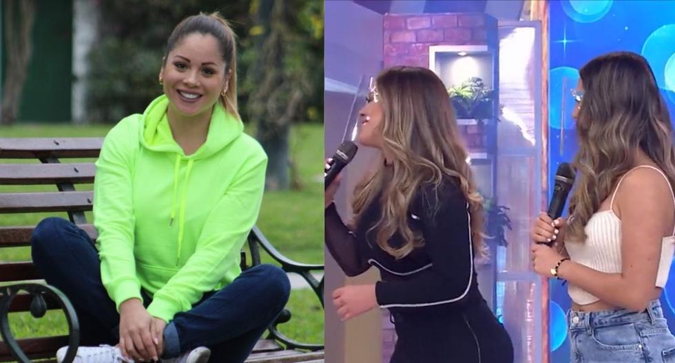 """Cindy Marino introduces her 16-year-old daughter and TV presenters call them """"sisters"""" 