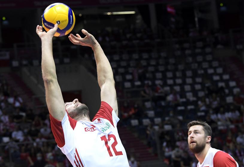 Grzegorz Łomacz waited a long time for a chance from the coach /www.cev.eu