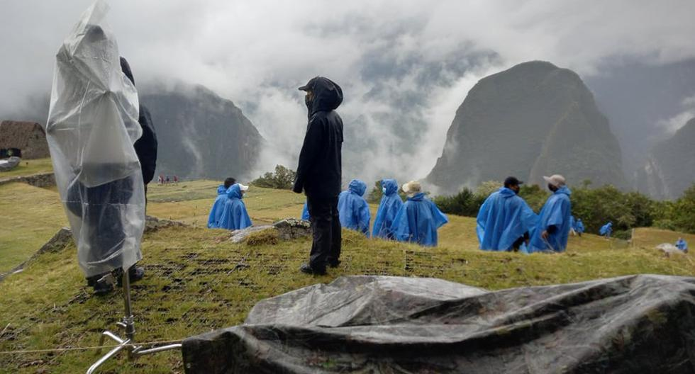 Transformers in Peru: Filming of the film ends in Machu Picchu Entertainment    Views