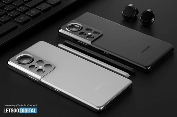 Samsung Galaxy S22 - everything we know about the flagship line of the upcoming year.  Fans of compact smartphones have what they've been waiting for [3]