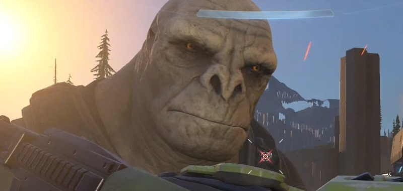 Did Craig from Halo Infinite get a new look?  Leaks with shape