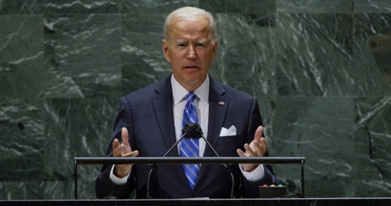 United Nations summit.  The United States bought half a billion doses of Pfizer.  Joe Biden: America will be a vaccine arsenal