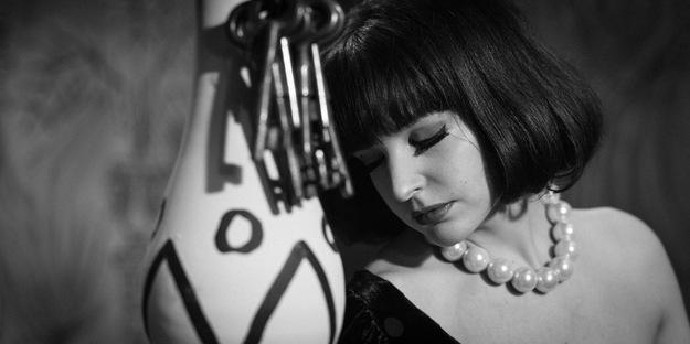 Maria Dubska as Kalina Godrosic / Partek Morozovsky / Press materials