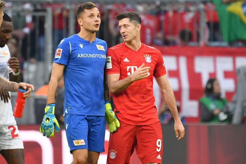 Rafał Gikiewicz (left), Robert Lewandowski (right) / Frank Hoermann / SVEN SIMON / DPA / East News