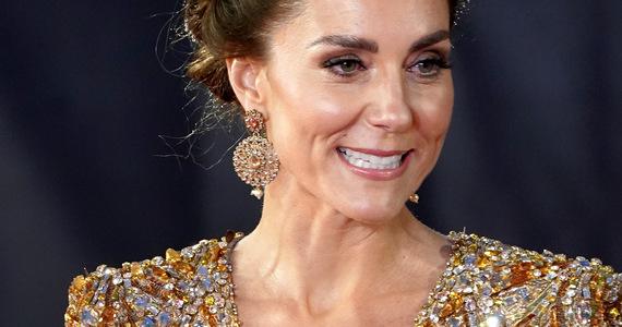Princess Kate at the James Bond movie premiere!