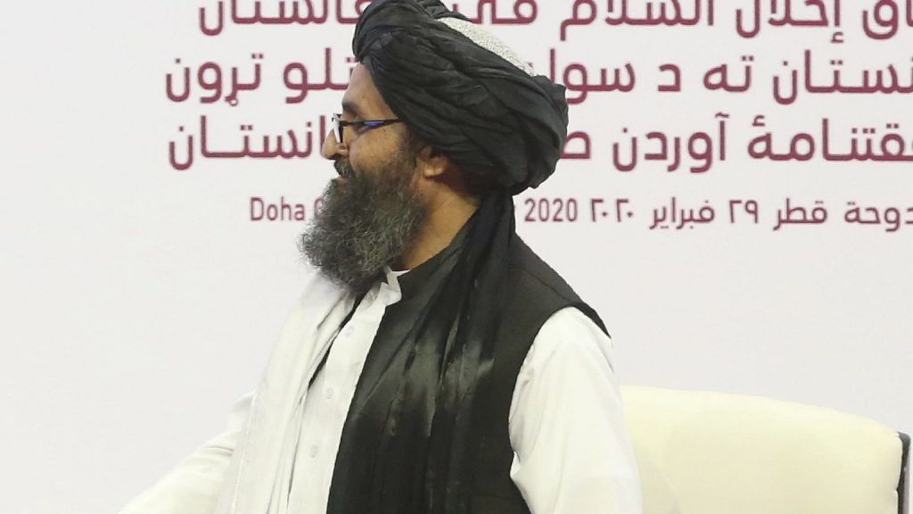 A split between the Taliban?  There was a violent quarrel between the leaders.  Baradar disappears in the background |  world News