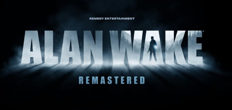 Alan Wake Remastered is official!  We know the first details