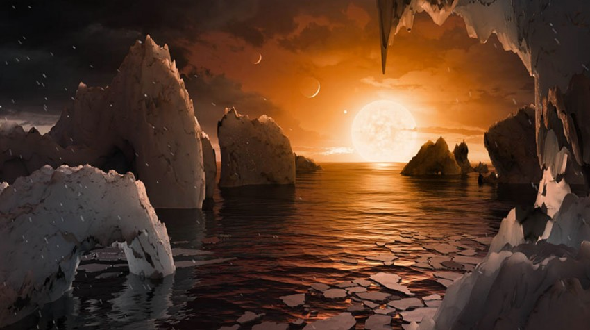 Astronomers have identified a new class of exoplanets on which life may exist