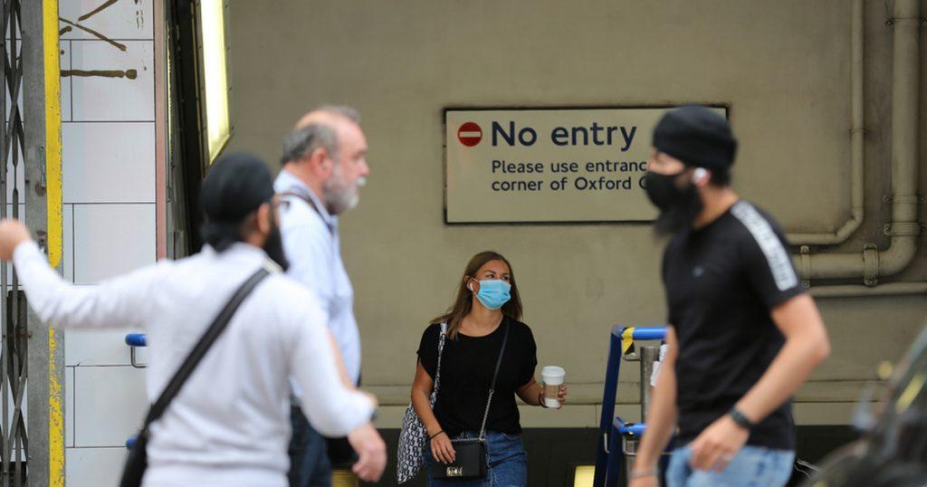 Corona Virus.  Scotland and Northern Ireland request military support