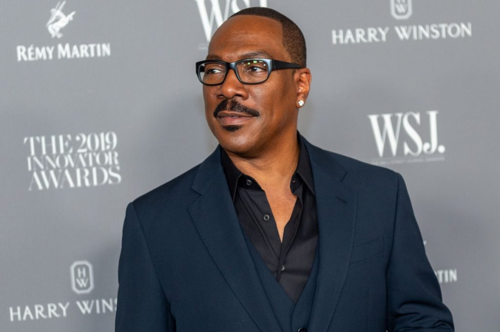 Does it end with Netflix?  Eddie Murphy made a deal with Amazon Studios