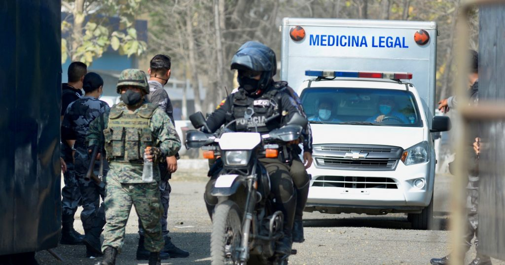 Ecuador: The Prison Massacre.  The number of victims is increasing