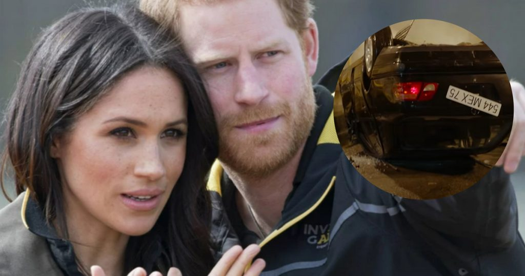 Film about Meghan and Harry.  A wave of indignation after viewing photos from the group