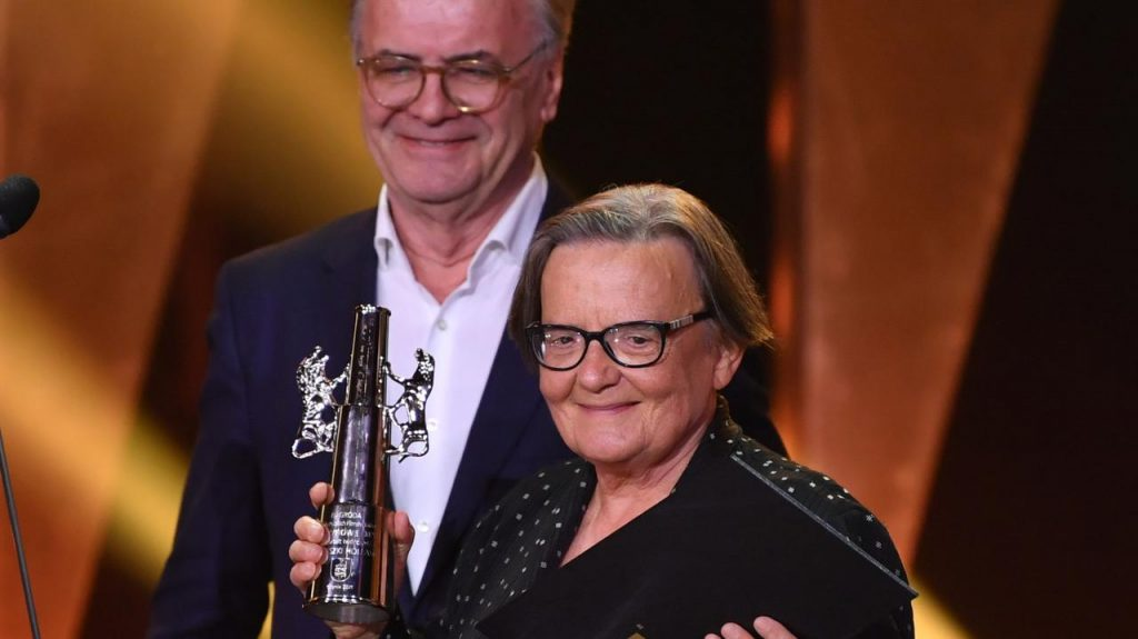 Gdynia Film Festival 2021. Agnieszka Holland on the state of emergency and the situation at the border