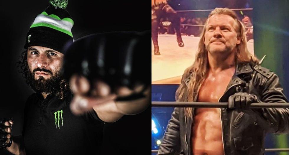 George Masvidal Appears In AEW Wrestling Beats Chris Jericho Video |  Sports