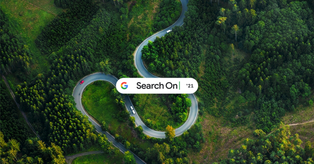 Google introduces new mapping tools.  All because of climate change