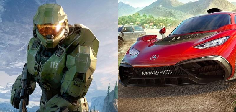 Halo Infinite and Forza Horizon 5 in a Polish site!  Xbox confirms Poland