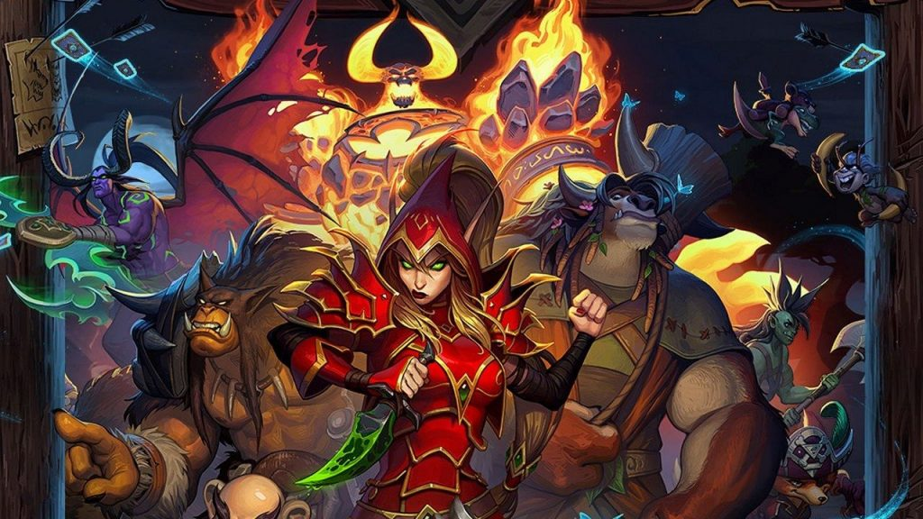 Hearthstone - Mercenary mode with extensive gameplay