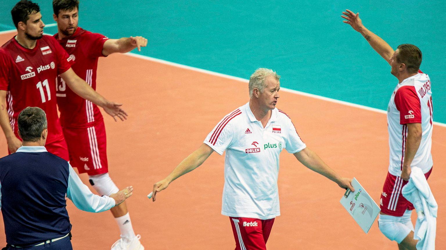 Vital Heinen says goodbye to the Polish national team