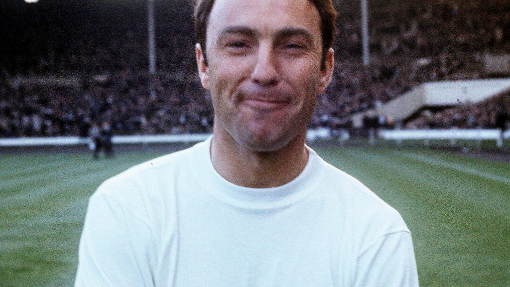 """Jimmy Greaves is dead!  He passed away on the London derby.  """"To say he was a legend is to say nothing"""" Football"""