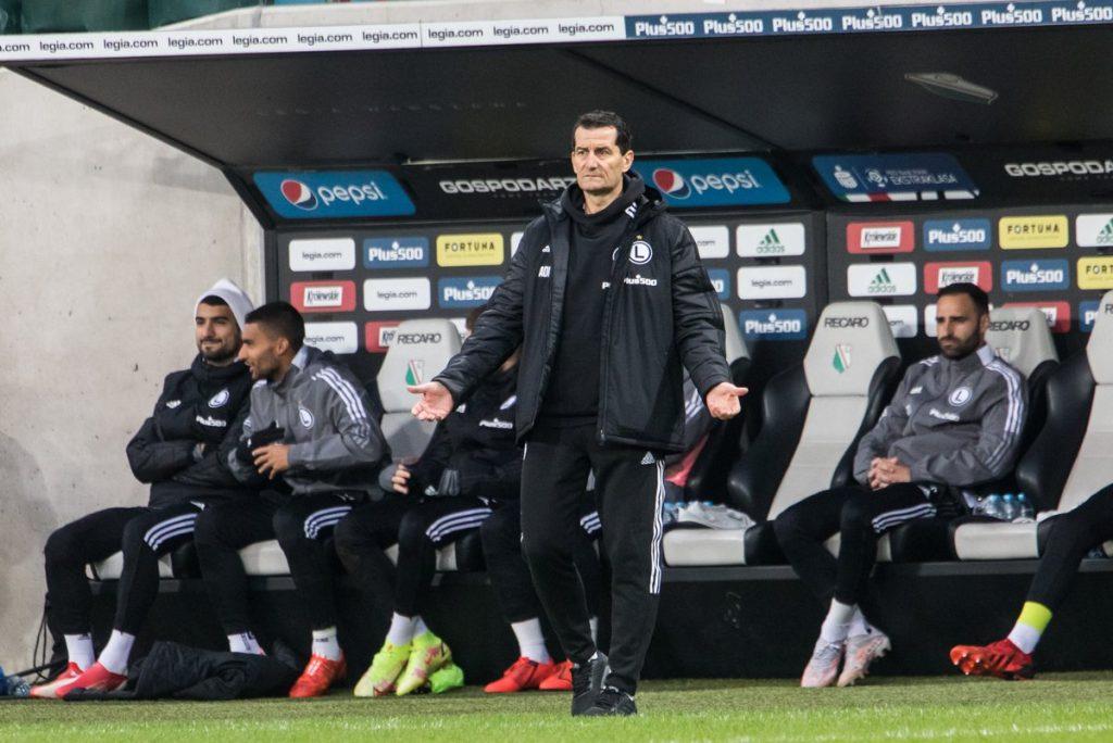 Legia.Net - Legia Warszawa - Alessio De Petrillo: The most important thing was to win