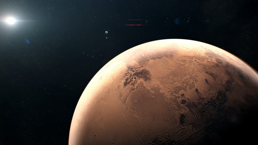 Life on Mars might be impossible.  Amazing discovery by scientists