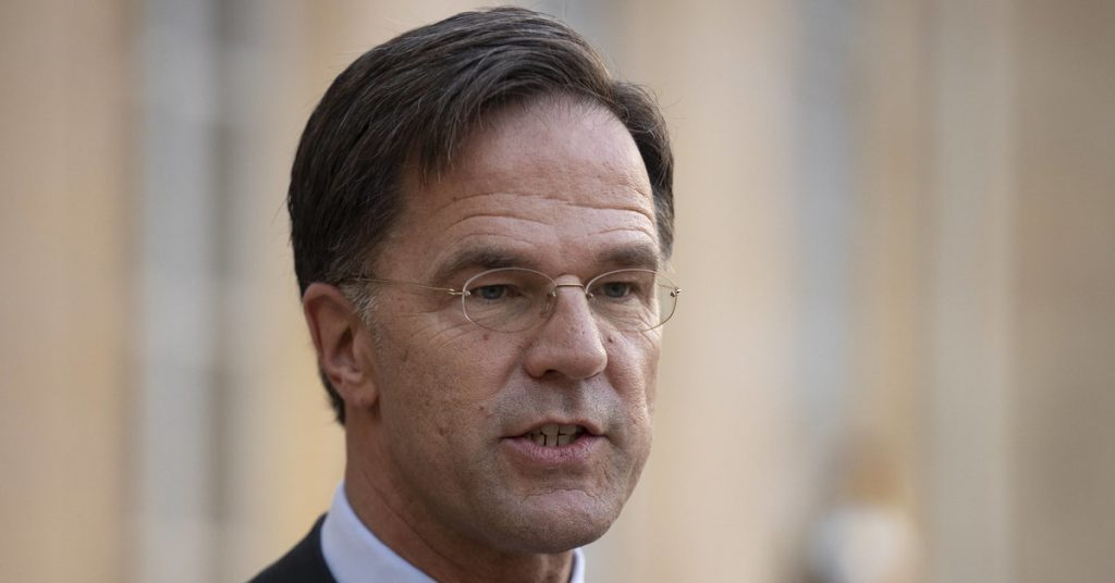 Netherlands: Prime Minister Mark Rutte does not want Afghan refugees