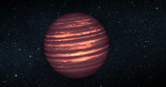 Observations of the strange brown dwarf produced something special