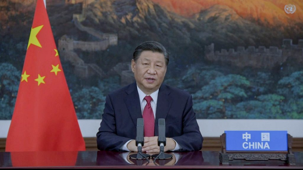 One sentence almost completely ends international coal financing.  It was spoken by Xi Jinping