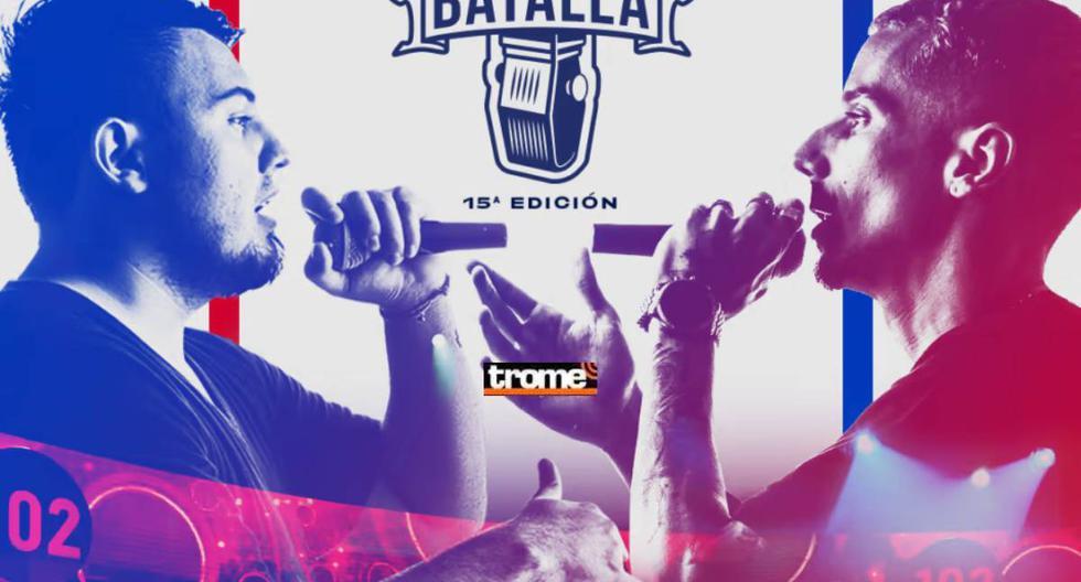 Red Bull Batalla de Gallos National Final Peru 2021 When will the event take place?