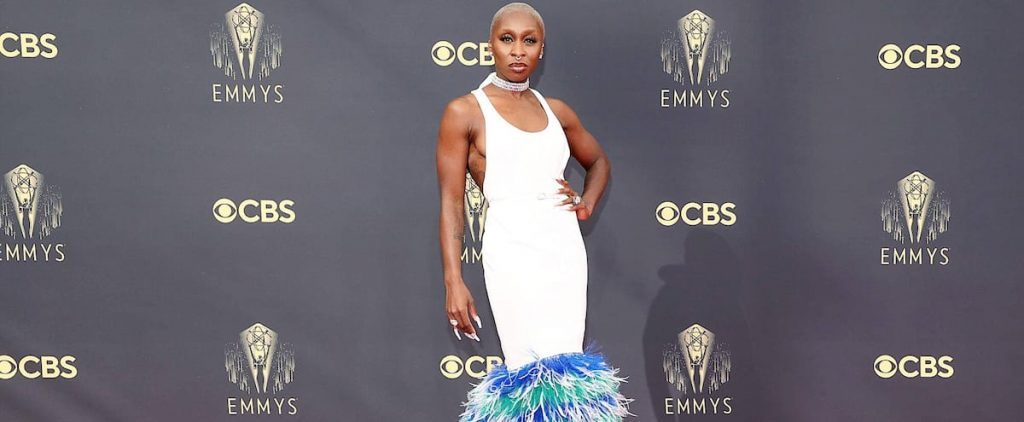 Red carpet again: Emmy's beauties