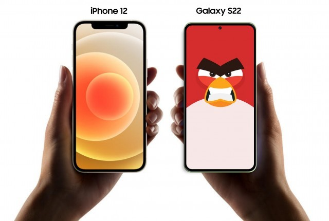 Samsung Galaxy S22 - everything we know about the flagship line of the upcoming year.  Fans of compact smartphones have what they've been waiting for [1]