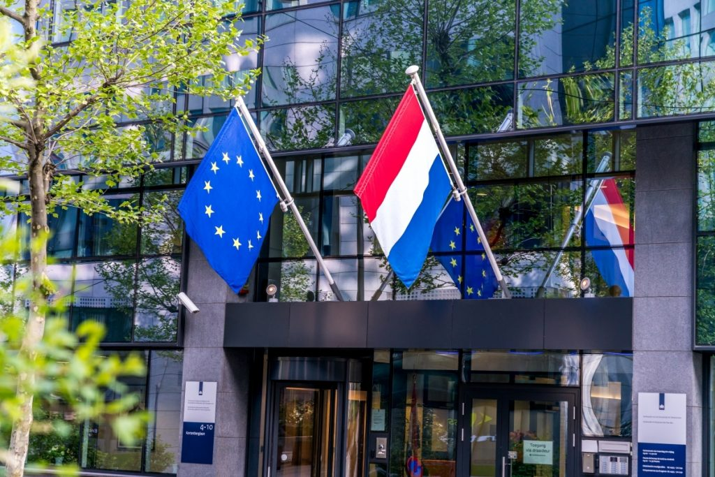 Scandal in the Netherlands!  The ex-minister became a member of the Gazprom pressure group