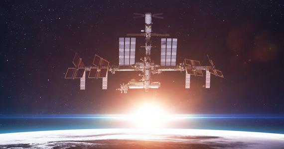 Something strange is happening on the International Space Station