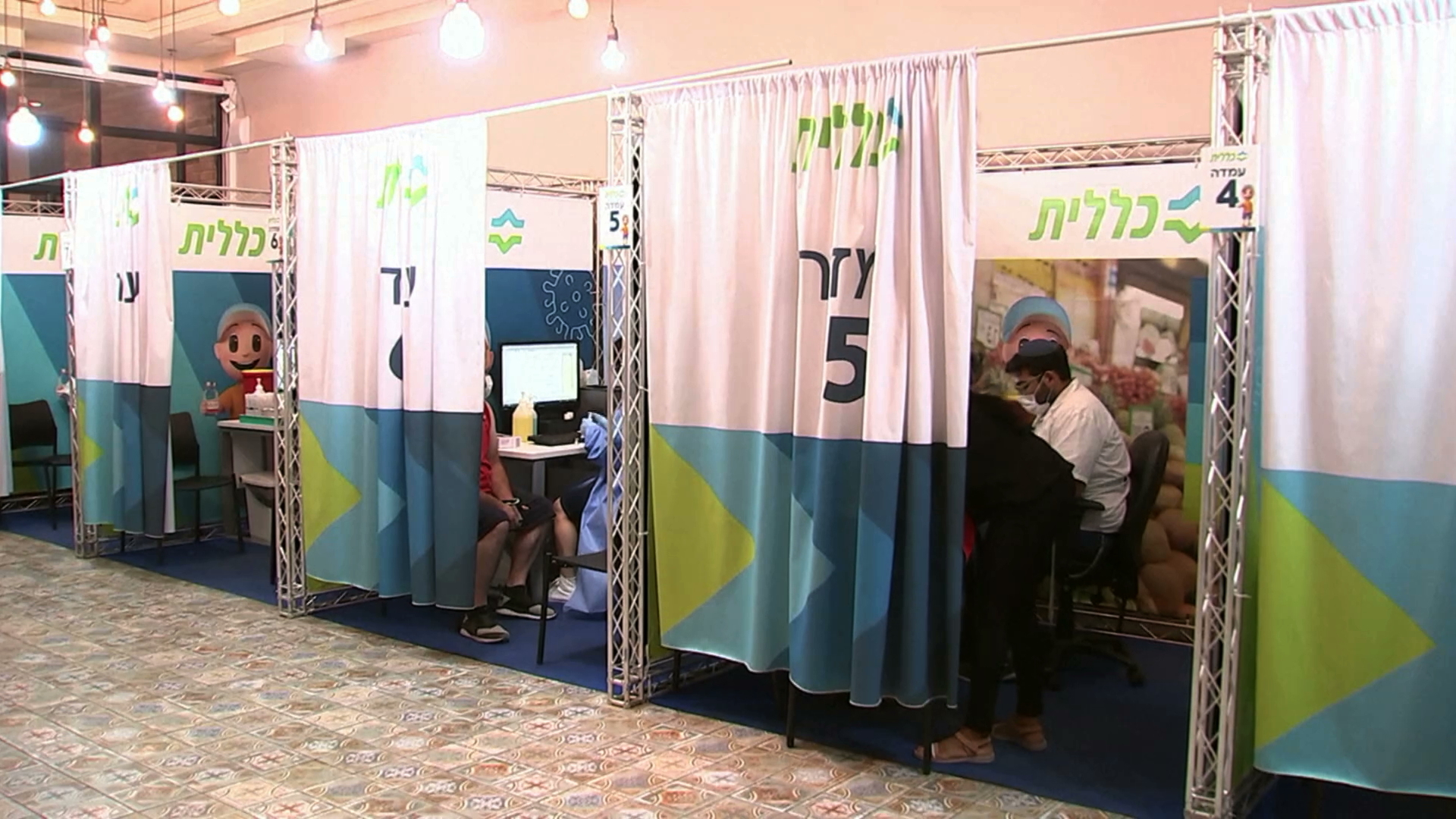 Israel is preparing for the fifth wave.  The third dose vaccination is part of the vaccination strategy