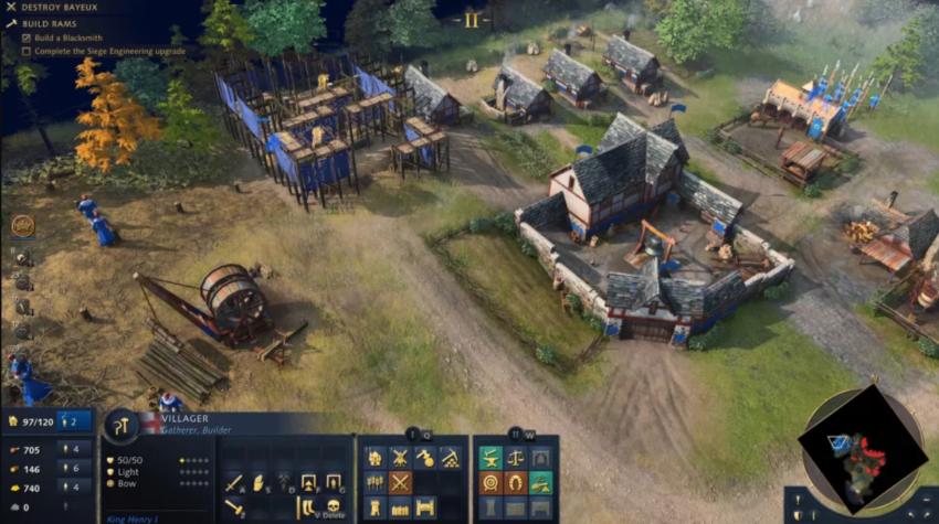 Age of Empires 4 is coming to PC