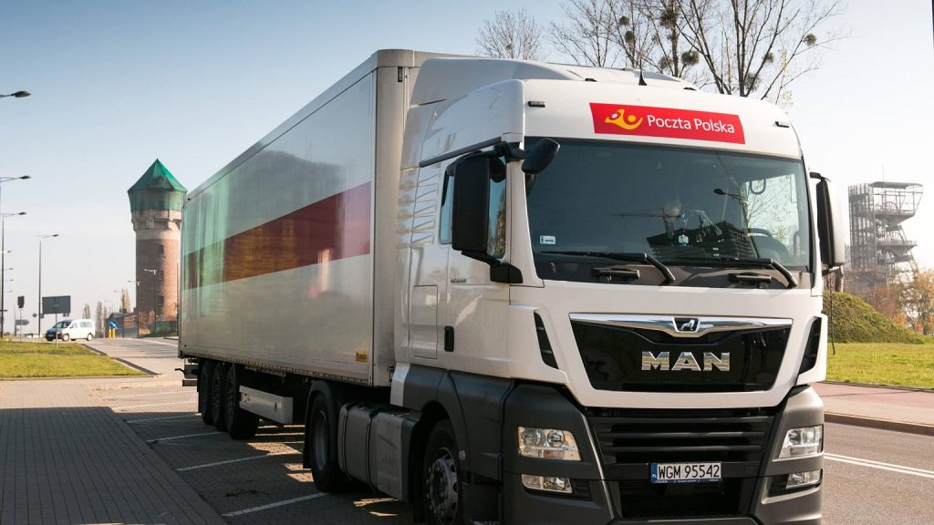 The Polish Post will deliver the coal.  The company won the tender for cooperation with the Polish Grnicz Group