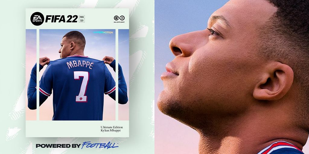 Kylian Mbappe can't be accepted FIFY 22