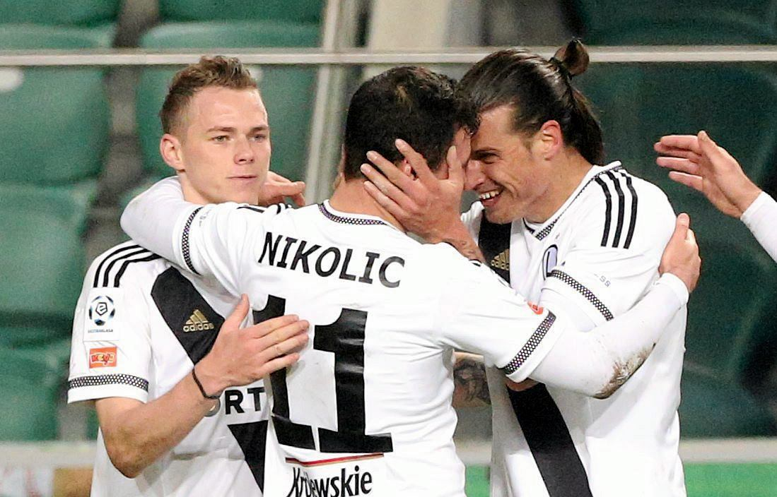 Legia rival stormed the leaders of the Premier League with a blow.  Big change in 13 years