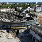 """This is what remains of the legendary """"Igloo"""".  The hall that fell in the history of Polish volleyball [ZDJÊCIA]"""