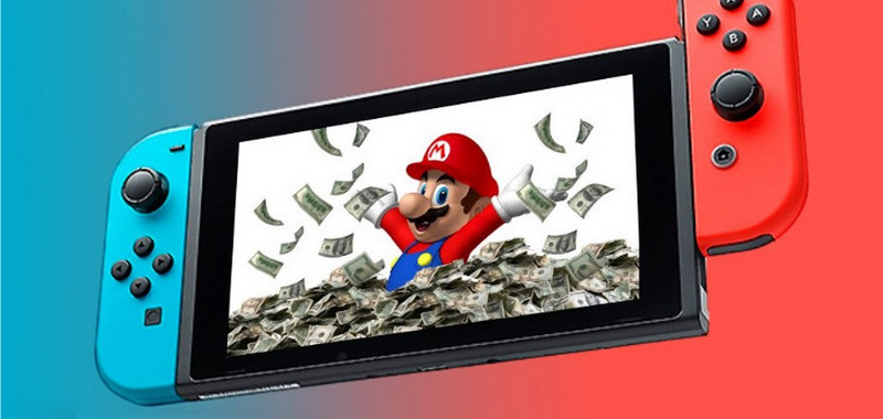 Toggle markdown only in Europe.  Nintendo has released a message for the US market