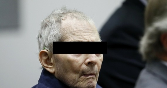 USA: Millionaire Robert Durst convicted of murdering his friend