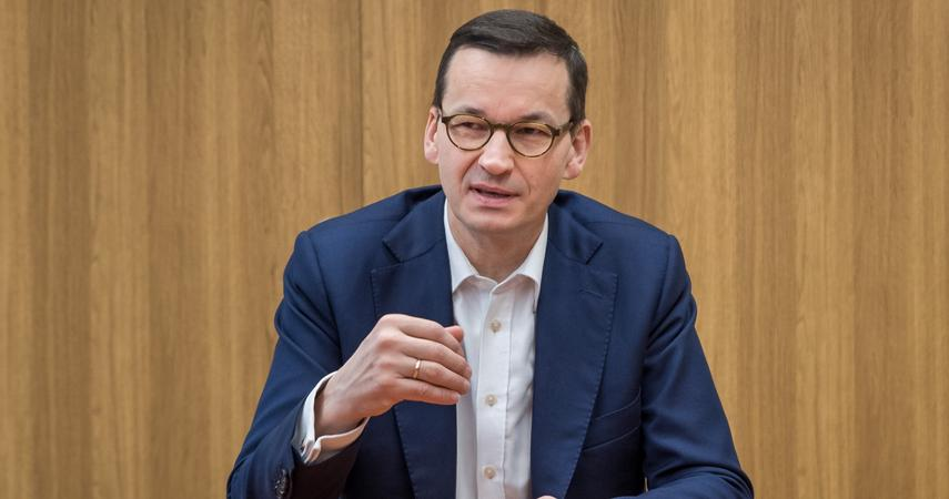 Upgrading the Polish system.  The comfort of the middle class will extend to another group