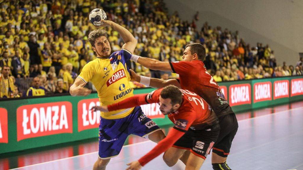 Victory exhausted Vive in Ukraine.  Seven missed penalties!