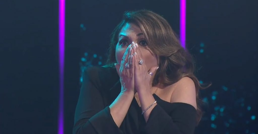 Video: Sonia Benesra Surprised By Backstreet Boys On Live Of The Universe