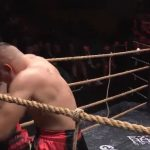 """""""What a row it was!""""  And how it ended!  Brutal Knockout [WIDEO]"""