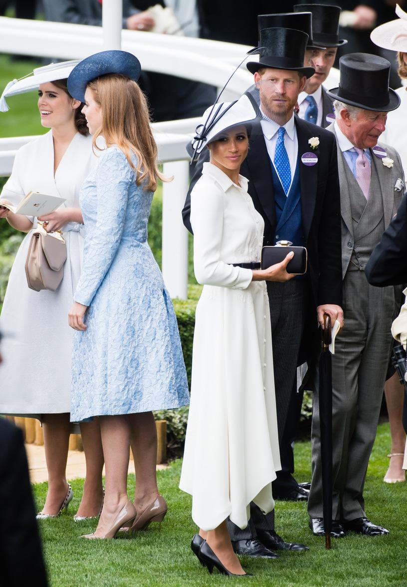 Britska Rodzina Krulowska / Samir Hussain / Contributor / Getty Images