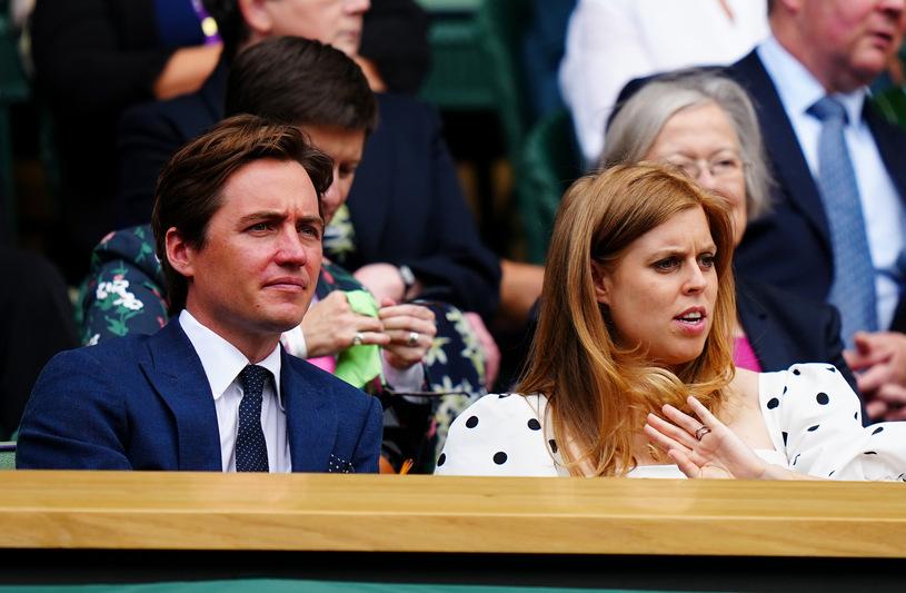 Księżniczka Beatrice na Wimbledonie / Karwai Tang / Contributor / Getty Images